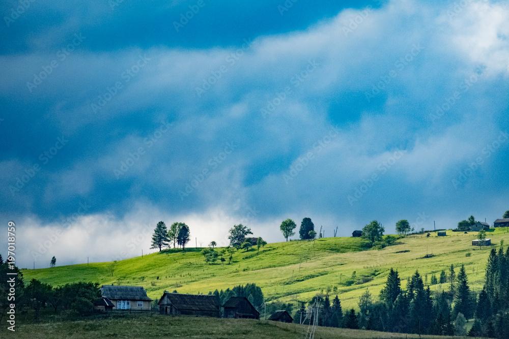 Park Narodowy Great Smoky Mountains w pobliżu Gatlinburg, Tennessee. <span>plik: #197018759 | autor: savantermedia</span>