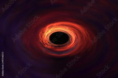 Galaktyka w kształcie spirali, rzywioł, oko cyklonu.