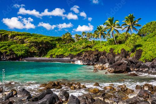 Stampa su Tela Waianapapa State Park, Maui