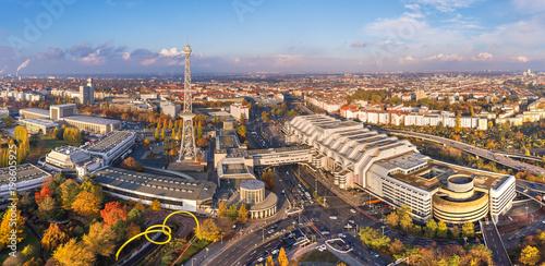 Funkturm in Berlin Charlottenburg