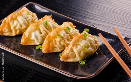 Japanese Fried Gyoza