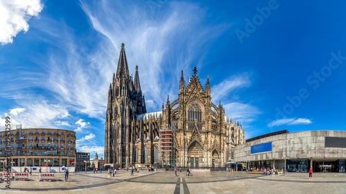 Kölner Dom, Köln, Nordrhein-Westfalen, Deutschland