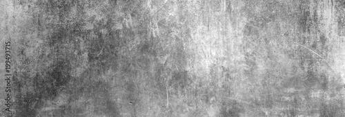 Obraz na płótnie z jasno szarym starym betonem dekoracyjnym