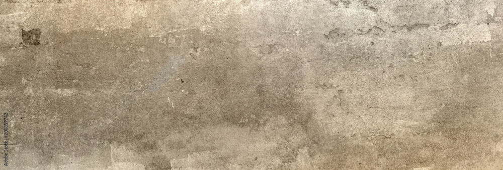 Tekstura betonowej ściany XXL, na której niektóre światło słoneczne pada jako tło <span>plik: #200859742 | autor: Jean Kobben</span>