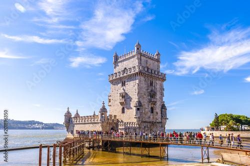 Tour de Belem à Lisbonne, Portugal