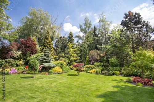 Ogrodnictwo Fototapeta