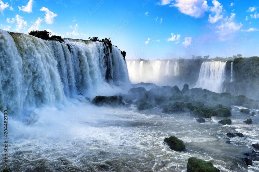 Iguasu waterfalls