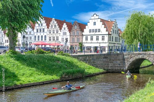 Friedrichstadt w Szlezwiku-Holsztynie | 8866