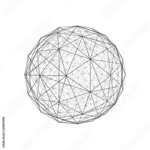 Fototapeta Sphere