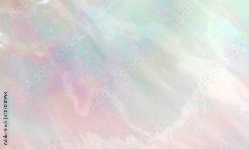 Stampa su Tela Abstract pearl background of mother of pearl oyster shell