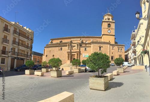 Iglesia de la Asunción de Hellín, Albacete, España