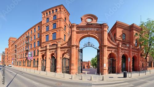 Manufaktura- Łódź, Polska