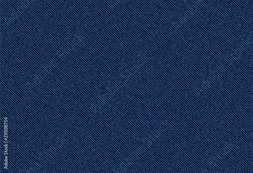 Photo vector background of blue jeans denim texture