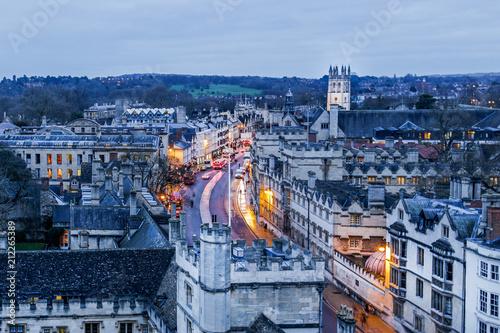 Carta da parati Oxford, England, United Kingdom