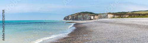 Photo Plage de Sainte-Marguerite-sur-Mer, Normandie
