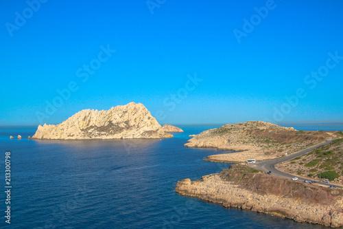 Parc national des Calanques, Archipel de Riou, Marseille, Sud de la France