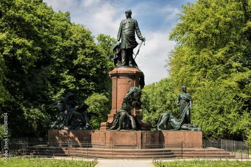Photographie Berlin, Bismarck-Denkmal