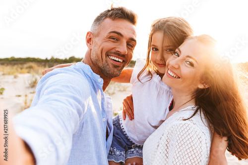 Fotografia Happy family spending good time