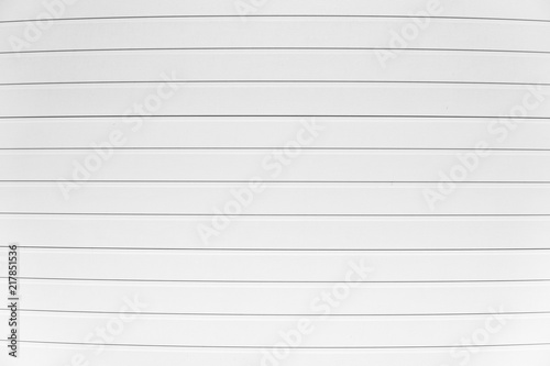 Wallpaper Mural White plastic wall fragment as abstract background composition.
