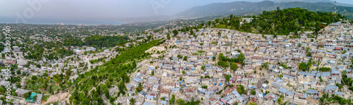 Fotografiet Mountain Homes