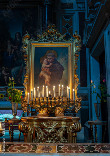 Carta da parati Saint Antoine