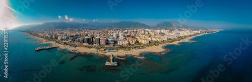 Photo Alanya panoramic view