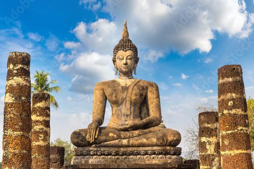 Sukhothai historical park Fototapeta