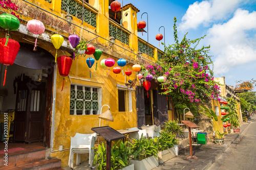 Carta da parati Hoi An, Vietnam