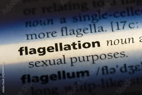 flagellation Fototapeta