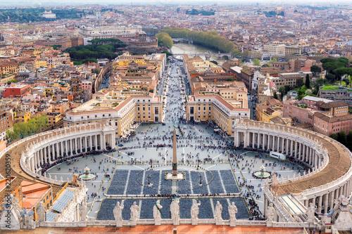 Obraz na płótnie Rome skyline, Italy