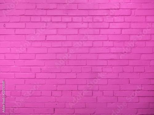 Brick wall texture Fototapeta
