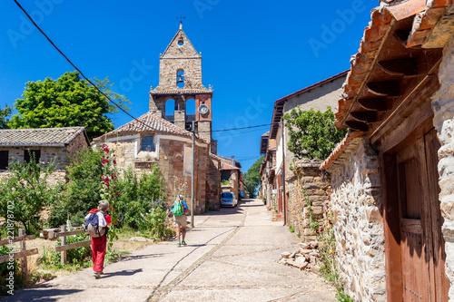Fotografia Camino de Santiago Spain