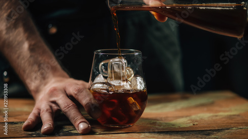 Photographie Cold Brew Coffee