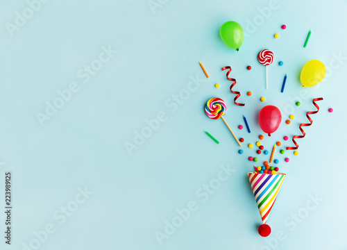 Birthday party hat
