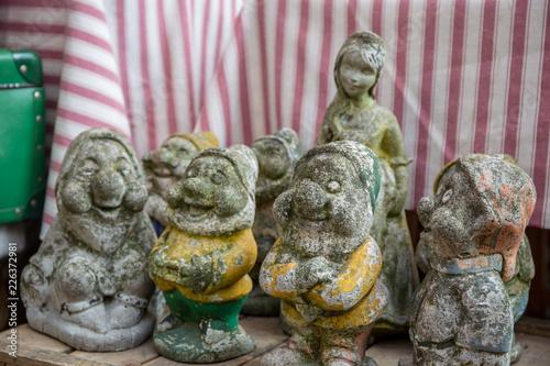 Fotografie, Obraz Snow White and the Seven Dwarfs,