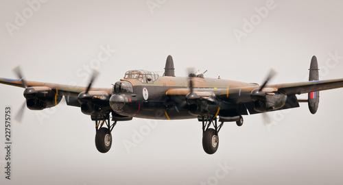 Fotografia CWH Lancaster Bomber