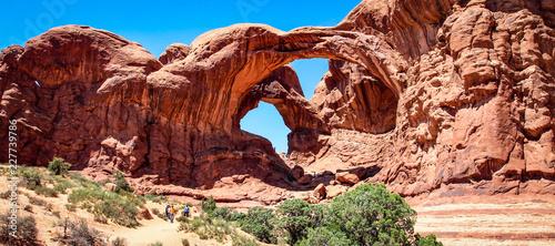 Fotografia Arches National Park - Double Arch (Utah - USA)