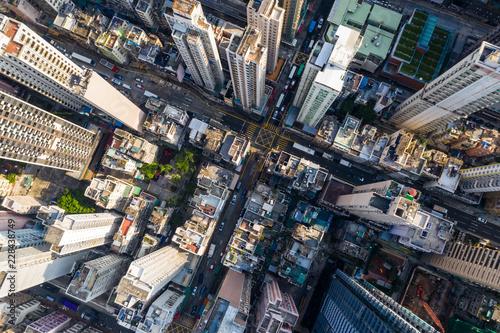 Foto Hong Kong city