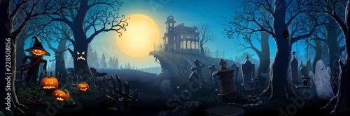 Halloween Fototapet