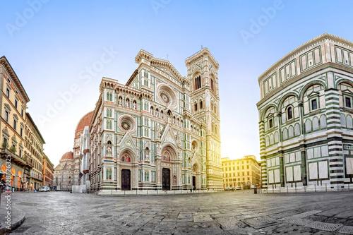 Florence on surise Fototapet