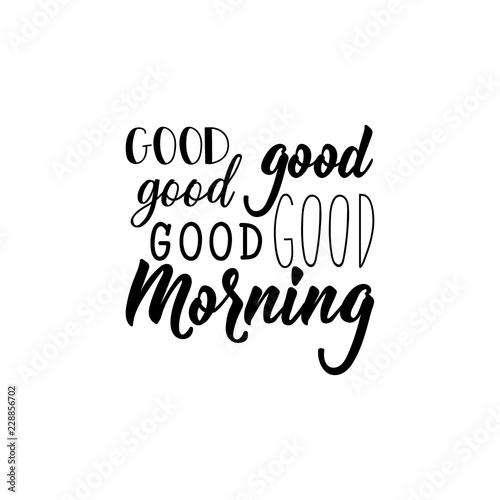 Fotografia Good Morning