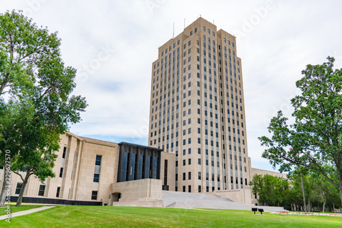 Photographie North Dakota Capital Building