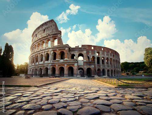Colosseum in Rome Fototapeta