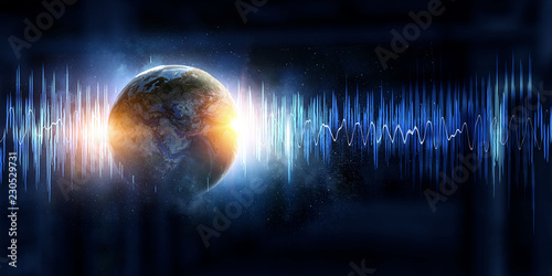 Fotografija Technology of sound