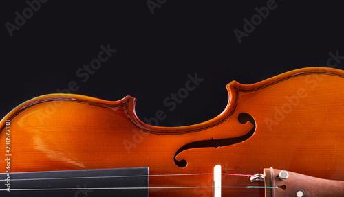 Fotografie, Tablou Violin Orchestra Musical Instruments