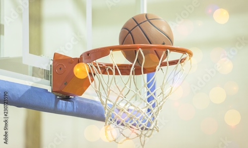 Fotografie, Obraz Basketball.