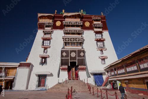 Valokuva Potala Palace in Tibet, China