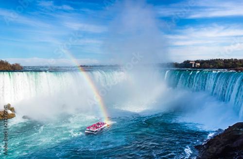 Obraz na płótnie Niagara Falls - Nature