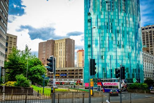 Billede på lærred The Beetham tower 6