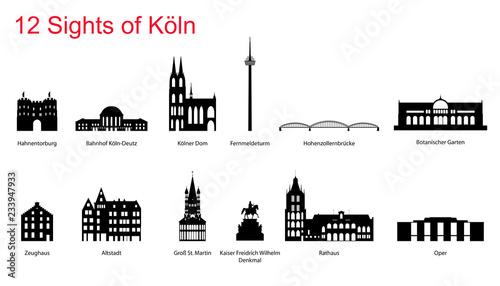 Photo 12 Sights of Köln